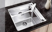 Undermount sinks and bowls