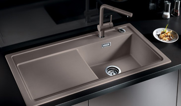 Blanco Sink Dealers : ... of the a sink in the new SILGRANIT PuraDur coloured sink material